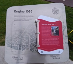 Information about Engine 1095.